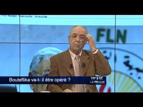 TOP 3: Bouteflika va-t-il être opéré ?
