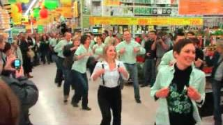 Flash Mob Leroy Merlin Villeneuve d