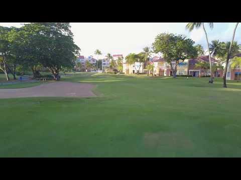 Professional Oceanfront Resort Drone Aerial Video Footage in 4K - Dji Mavic Pro