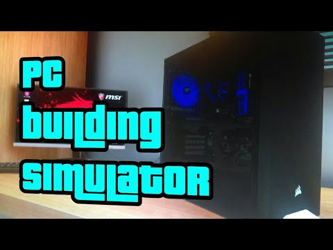 pc building simulator |