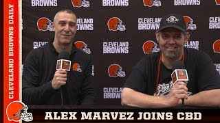 Alex Marvez Asks: Why Didn't Baker Play Earlier in the Year?   Cleveland Browns Daily
