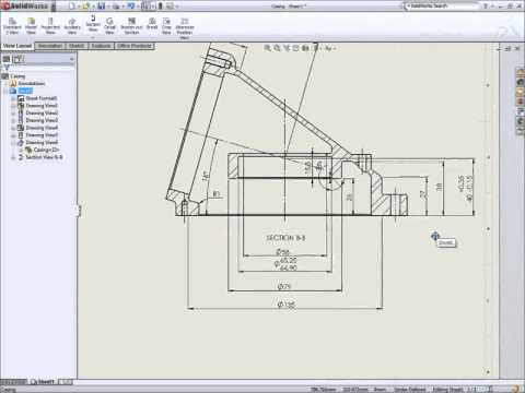 Detail Drawings Are Done, Fast on SolidWorks