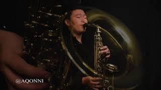 Танцы на стёклах - Максим Фадеев(саксофон cover Aqonni)