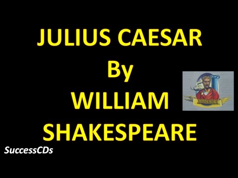 CBSE Class 10 English Play Julius Caesar Explained In Hindi