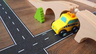 Мультики про машинки игрушки - Город Машинок 318 серия Машина Такси. Видео для детей