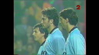 Скачать INTER MILAN LAZIO ROME FINALE COUPE UEFA 1997 1998 VF FRANCE 2