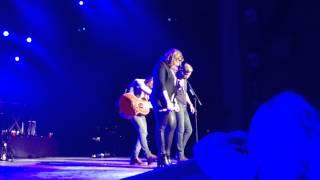 Lady Antebellum -  Medley C2C Glasgow Clyde Auditorium 5/3/15