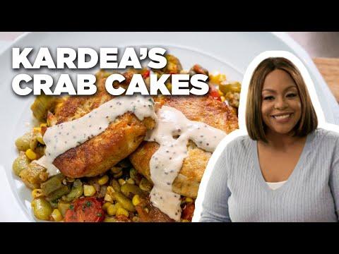 Kardea Brown's Crab Cake Recipe | Food Network