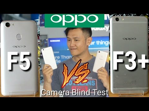 OPPO F5 vs OPPO F3 PLUS indonesia  - REFRY REVIEW