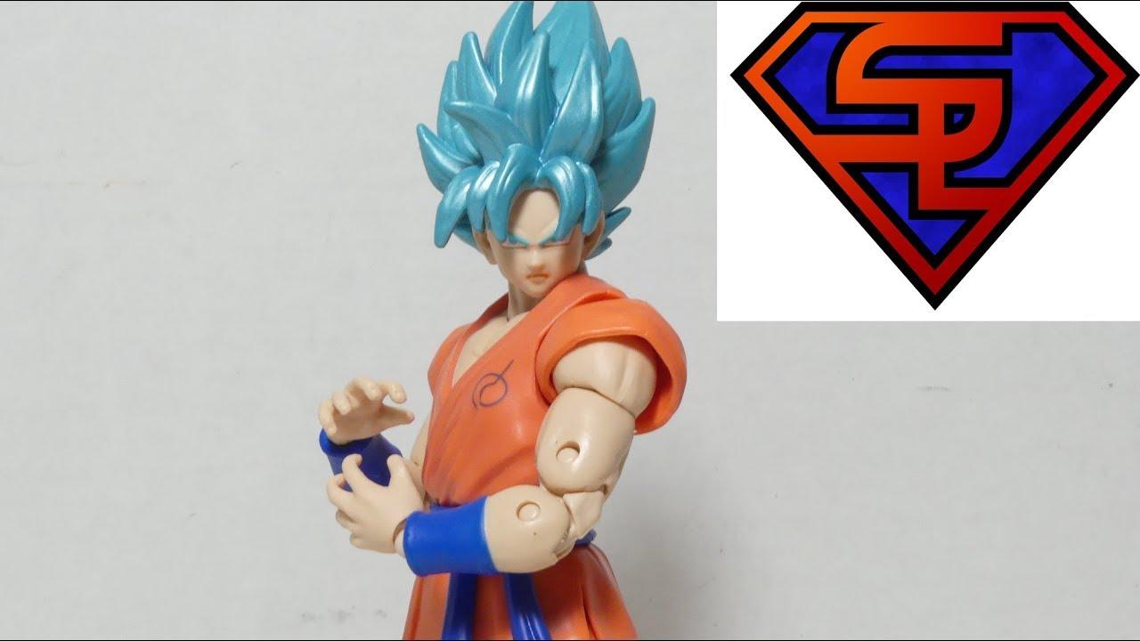 Dragon Ball Super Dragon Stars SUPER SAIYAN BLUE GOKU FIGURE FUSION ZAMASU BAF