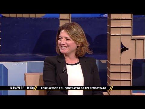 Formazione e Contratto di Apprendistato - La Piazza del Lavoro - Cremona 1 Tv