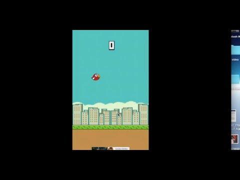 Floppy Bird, Flappy Bird - High Score 9999! impossible!