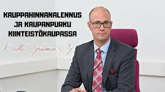 Kauppahinnanalennus ja kaupanpurku kiinteistökaupassa – Asianajotoimisto Kalle Pyrhönen