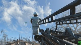 Fallout 4: Atom Bomb Baby Fat Man Launcher