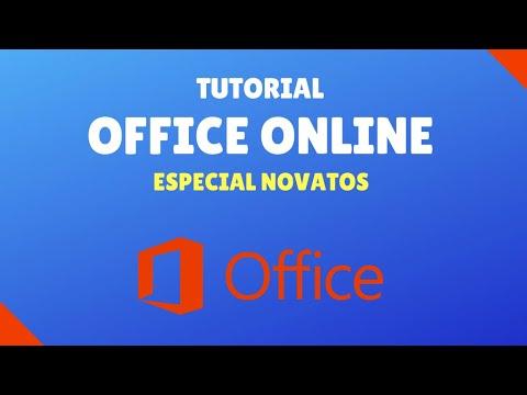 Tutorial Office Online Gratis: Qué es y Cómo Usarlo