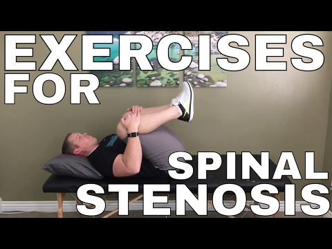 Spinal Stenosis Relief Exercises