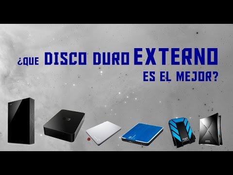 Como elegir un disco duro externo?
