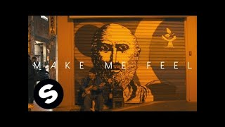 Steff Da Campo & Siks  - Make Me Feel (Official Music Video)