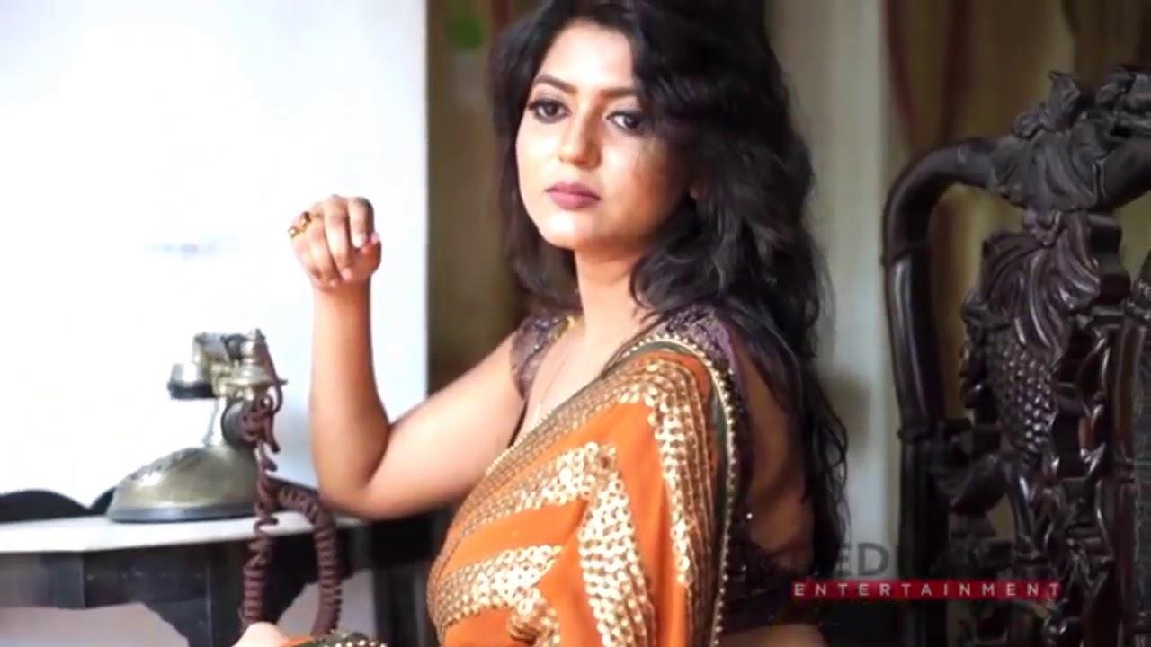 Download Saree lover || Triyaa Mix Saree || Bengal Beauty || Saree Photoshoot