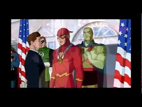 Justice League New Frontier Epilogue