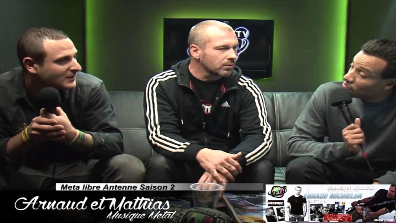 Download 01 Arnaud Michielon  A la dcouverte du RockMetal  Meta TV 14