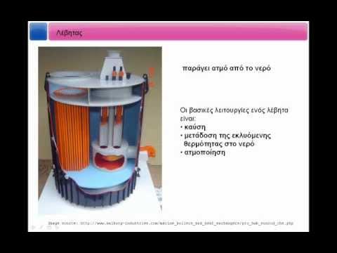 Ναυτικοί Ατμολέβητες- Marine Boilers Greek Presentation