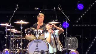 Pearl Jam Mexico 2015 - Yellow Ledbetter @Foro Sol
