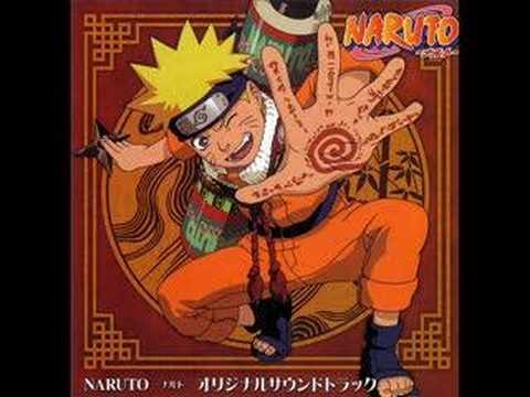 Naruto Soundtrack - Naruto Main Theme