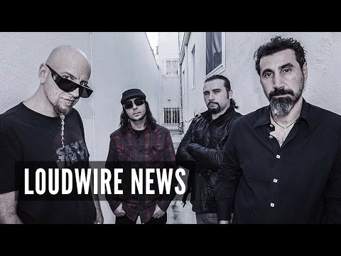 System of a Down Working on New Album!