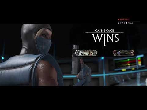 BEST Mortal Kombat X Moments: I forgot how to summon scar thumbnail