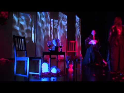 "Pennsylvania Dance Theatre promo- ""por la blanda arena"""
