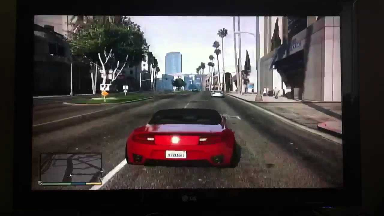 GTA V How To Put Convertible Tops Up Or Down Tutorial