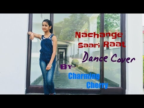 Nachange Saari Raat Full Video Song | JUNOONIYAT | Dance Cover | By Charming Cherry
