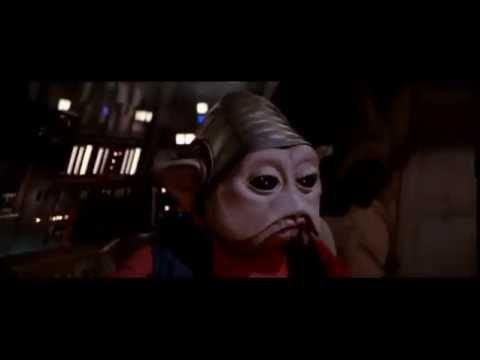 Alien Nien Nunb(Star Wars) Speaking Kikuyu and Kalenjin