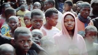 Burundi refugees in Tanzania: Mud Bricks