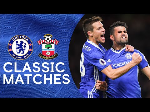Chelsea 4-2 Southampton |  Costa Brace puts Chelsea seven points ahead |  Classic match