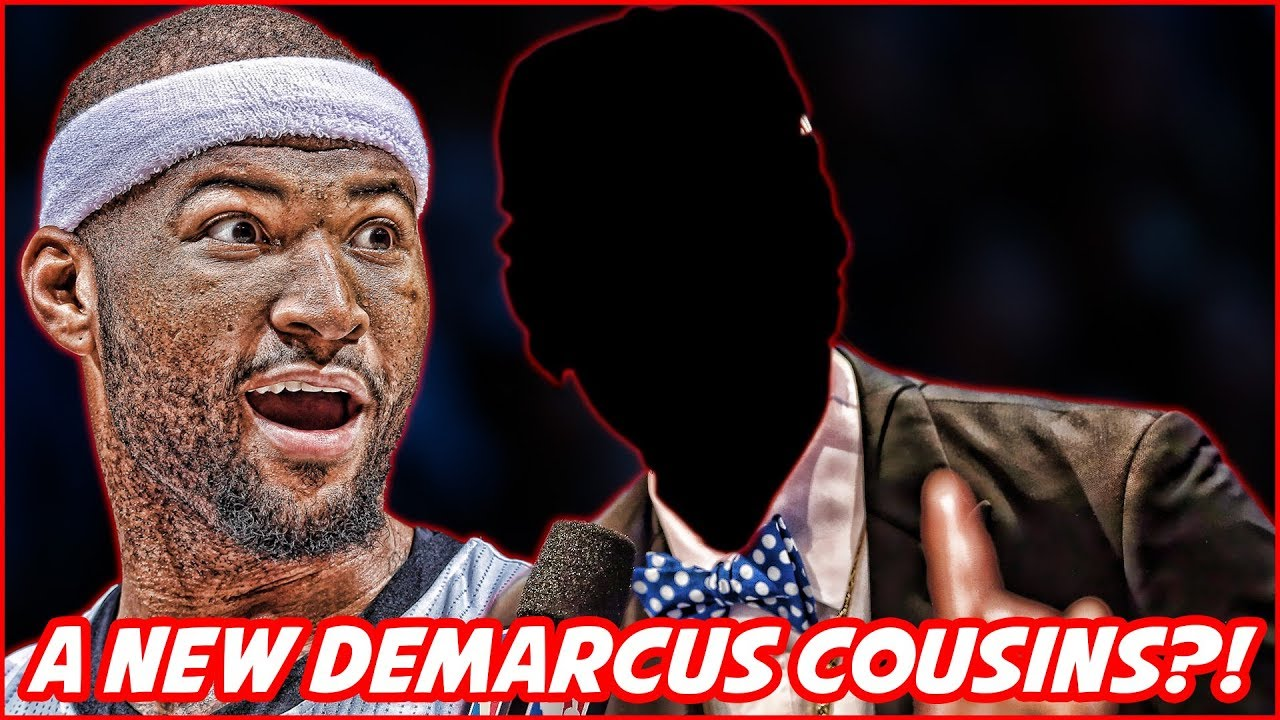 31a6bbbea2d0 IS THERE A NEW DEMARCUS COUSINS NOW ! HE GOT GOOD!