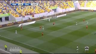 Шахтер Донецк - Александрия 1 тур ( 2 тайм)