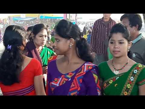 Mising T M P K Festival Of Dhakuakhana Brahmaputra College December 2015