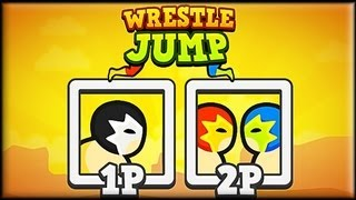 Wrestle Jump - Game Preview