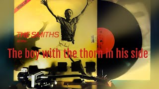 The Smiths / The boy with the thorn in his side / vinyl / Ortofon 2M Bronze