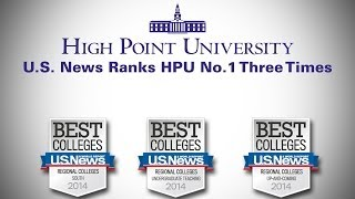 Welcome to High Point University | Best North Carolina Colleges