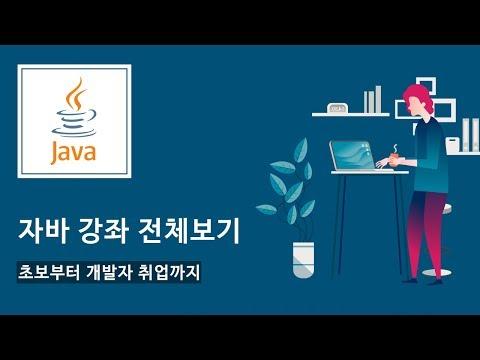 [java_01강] Java 프로그래밍이란?