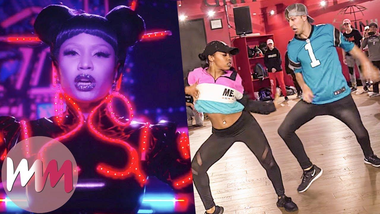 Top 5 Choreographed Dances to Nicki Minaj's Chun-Li