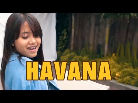 Havana (No Rap Version) - Camila Cabello (Cover) By Hanin Dhiya