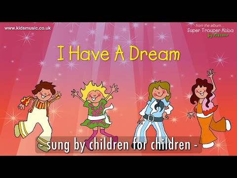 kidzone---i-have-a-dream