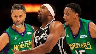 3 Headed Monsters vs Enemies Full Game Highlights | Week 8 | Season 3, BIG3 Basketball