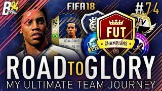 FUT BIRTHDAY DRAFTS!!! - FIFA 18 RTG - #75 - My Ultimate Team Journey