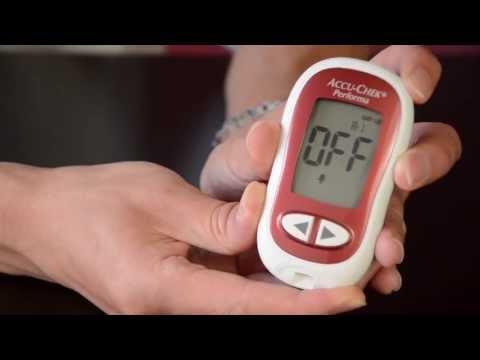Accu-Chek Performa Blood Glucose Review