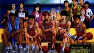 Slam Dunk   OST 1 -  Kimi ga suki da to sakebitai (Track 1)